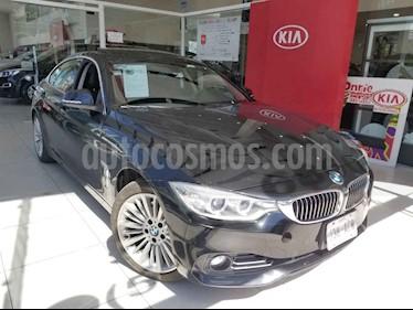 BMW Serie 4 428iA Gran Coupe Luxury Line Aut usado (2016) color Negro precio $349,000