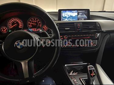 BMW Serie 4 435iA Gran Coupe M Sport Aut usado (2015) color Gris Mineral precio $350,000