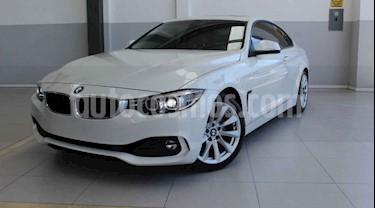 foto BMW Serie 4 420iA Coupe Executive Aut usado (2019) color Blanco precio $440,000