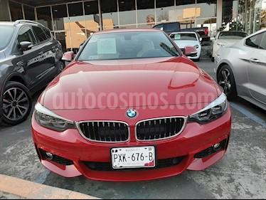 BMW Serie 4 440iA Cabrio M Sport Aut usado (2019) color Rojo precio $950,000