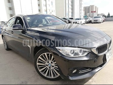 BMW Serie 4 4p 428i G Coupe Luxury Line L4/2.0/T Man usado (2016) color Negro precio $383,900