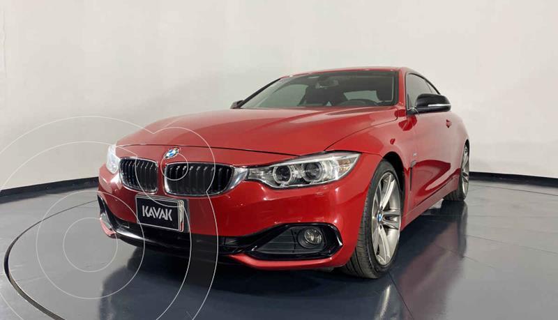 Foto BMW Serie 4 440iA Gran Coupe M Sport Aut usado (2017) color Rojo precio $474,999