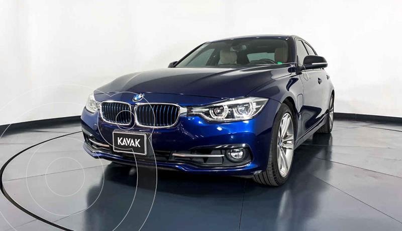 Foto BMW Serie 4 430iA Gran Coupe Sport Line Aut usado (2018) color Azul precio $524,999