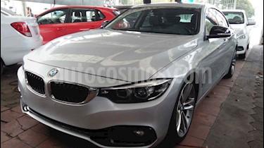 BMW Serie 4 420iA Coupe Sport Line Aut usado (2019) color Plata precio $499,800