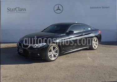 foto BMW Serie 4 2p 435i Coupe M Sport L6/3.0/T Aut usado (2014) color Negro precio $379,900