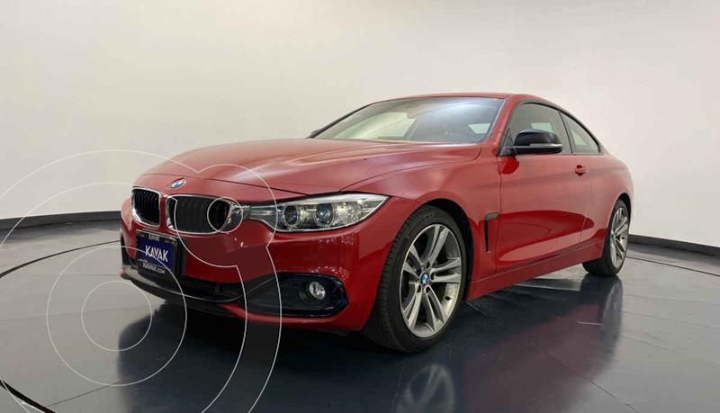 BMW Serie 4 428iA Gran Coupe Sport Line Aut usado (2015) color Rojo precio $364,999