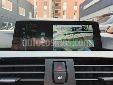 BMW Serie 4 430iA Gran Coupe Sport Line Aut usado (2017) color Negro precio $484,900