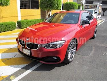 Foto BMW Serie 4 428iA Gran Coupe Sport Line Aut usado (2015) color Rojo Melbourne precio $339,900