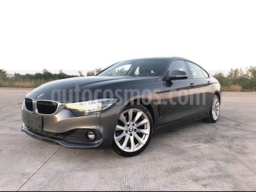 BMW Serie 4 2p 420i G Coupe Executive L4/2.0/T Aut usado (2018) color Gris precio $440,000