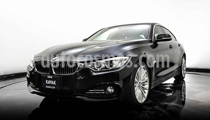 BMW Serie 4 428iA Gran Coupe Luxury Line Aut usado (2016) color Negro precio $417,999