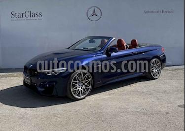 BMW Serie 4 430iA Cabrio M Sport Aut usado (2019) color Azul precio $1,399,900