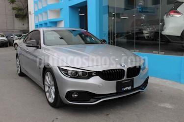 BMW Serie 4 420iA Gran Coupe Sport Line Aut usado (2018) color Gris precio $499,000