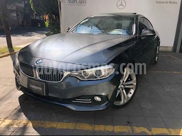 BMW Serie 4 428iA Coupe Luxury Line Aut usado (2016) color Gris precio $415,000