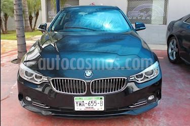 BMW Serie 4 428iA Cabrio Sport Line Aut usado (2015) color Negro precio $465,000