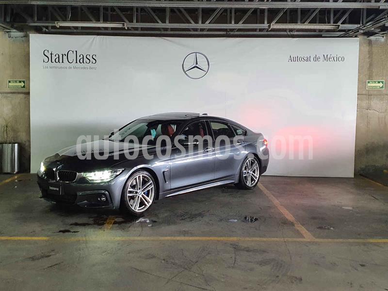 BMW Serie 4 440iA Gran Coupe M Sport Aut usado (2019) color Gris precio $689,000