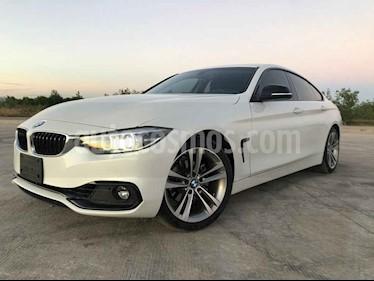 BMW Serie 4 2p 420i G Coupe Sport Line L4/2.0/T Aut usado (2019) color Blanco precio $550,000