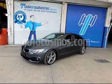 BMW Serie 4 430iA Gran Coupe Sport Line Aut usado (2017) color Gris precio $350,000