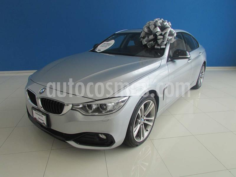 BMW Serie 4 430iA Gran Coupe Sport Line Aut usado (2017) color Plata precio $470,000
