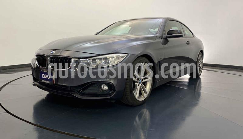 BMW Serie 4 428iA Coupe Sport Line Aut usado (2014) color Gris precio $402,999