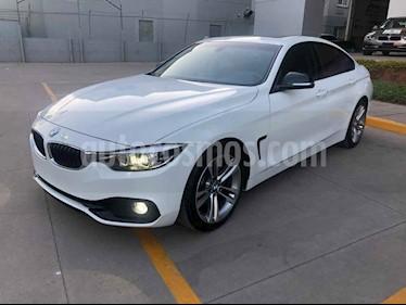 BMW Serie 4 2p 430i  G Coupe  Sport Line L4/2.0/T Aut usado (2019) color Blanco precio $590,000