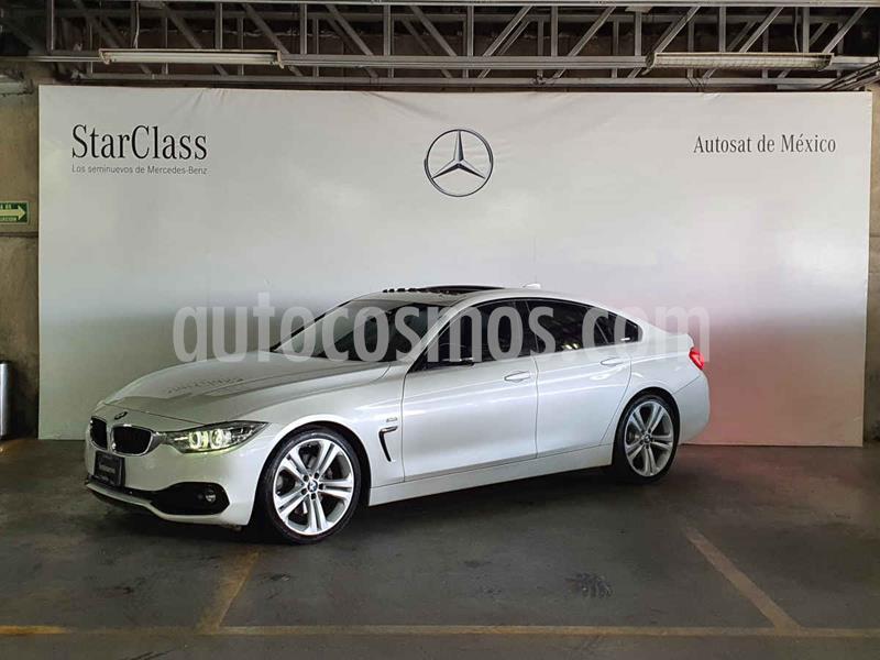 BMW Serie 4 430iA Gran Coupe Sport Line Aut usado (2018) color Blanco precio $549,000