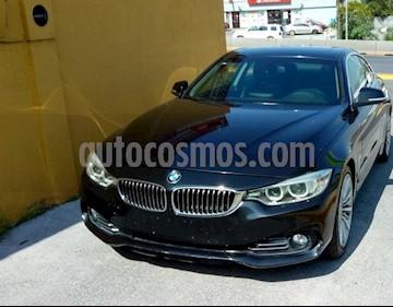 BMW Serie 4 428iA Cabrio Luxury Line Aut usado (2014) color Negro precio $272,000