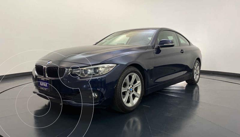 BMW Serie 4 Version usado (2016) color Azul precio $354,999