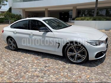 BMW Serie 4 428iA Gran Coupe Sport Line Aut usado (2016) color Blanco precio $350,000