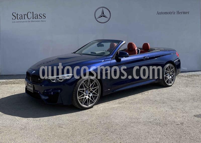 BMW Serie 4 430iA Cabrio M Sport Aut usado (2019) color Azul precio $1,279,900