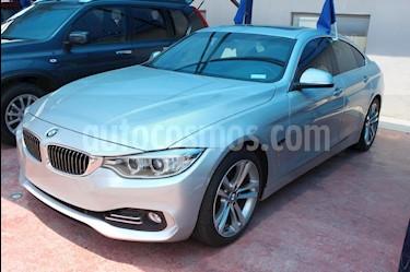 BMW Serie 4 428iA Gran Coupe Luxury Line Aut usado (2015) color Plata precio $460,000