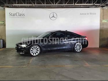 BMW Serie 4 420iA Coupe Sport Line Aut usado (2019) color Azul precio $549,000