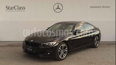 Foto BMW Serie 4 420iA Gran Coupe Aut usado (2020) color Negro precio $639,900