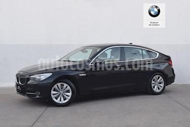 Foto venta Auto usado BMW Serie 5 Gran Turismo 535iA Top (2012) color Azul precio $350,000