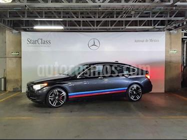 BMW Serie 5 Gran Turismo 535iA Top usado (2011) color Gris precio $179,000