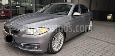 Foto venta Auto usado BMW Serie 5 4p 535i Luxury Line L6/3.0/T Aut (2015) color Gris precio $519,000