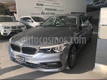 Foto venta Auto usado BMW Serie 5 520iA Sport Line (2019) color Gris precio $825,000