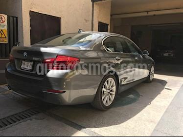 BMW Serie 5 520iA usado (2014) color Gris precio $235,000