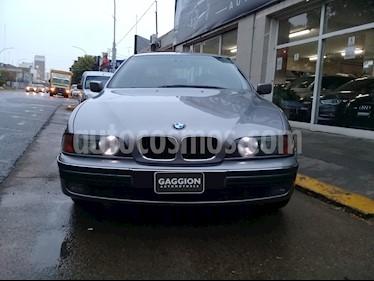 Foto venta Auto usado BMW Serie 5 523i Aut (1997) color Gris