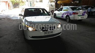 BMW Serie 5 525 usado (2009) color Blanco precio $9.000.000