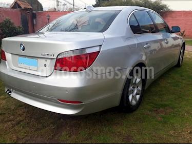 Foto BMW Serie 5 525i usado (2006) color Plata precio $5.950.000