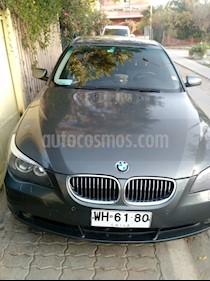BMW Serie 5 525i usado (2007) color Gris precio $6.200.000