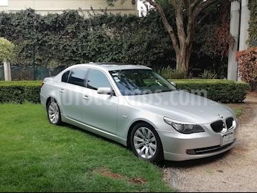 Foto venta Auto usado BMW Serie 5 525iA (2010) color Plata precio $190,000