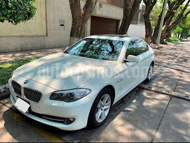 Foto venta Auto usado BMW Serie 5 528iA Lujo (2011) color Blanco Alpine precio $222,500