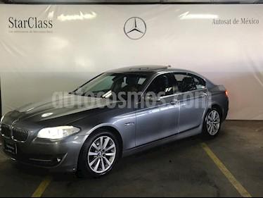 BMW Serie 5 528iA Lujo usado (2012) color Gris precio $259,000
