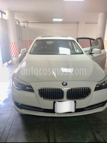 Foto venta Auto usado BMW Serie 5 528iA Lujo (2011) color Blanco precio $259,000