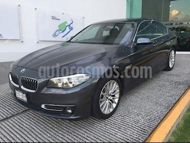 Foto venta Auto usado BMW Serie 5 528iA Luxury Line (2016) color Gris Mineral precio $485,000