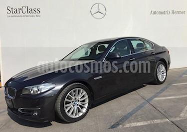 Foto venta Auto usado BMW Serie 5 528iA Luxury Line (2015) color Gris precio $399,900