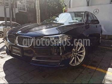 Foto BMW Serie 5 528iA Luxury Line usado (2014) color Negro precio $295,000