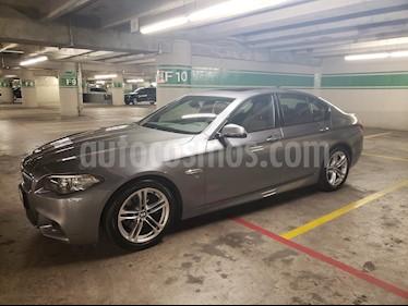 Foto venta Auto usado BMW Serie 5 528iA M Sport (2016) color Gris Space precio $545,000