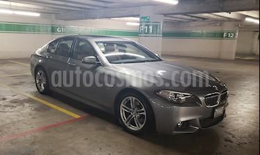 BMW Serie 5 528iA M Sport usado (2016) color Gris Space precio $525,000